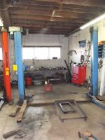 Mechanic's equipments for sale!!