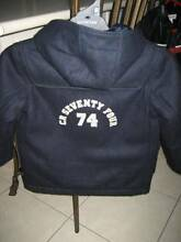 Country Road Boys WOOL Jacket with Hood $65 -SIZE 8 Castle Hill The Hills District Preview