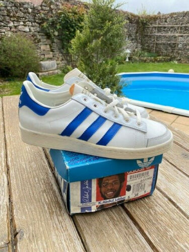 Adidas vintage Kareem Abdul Jabbar made in France