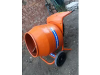 Belle 150 Cement Concrete Mixer...Honda petrol GX 120!.