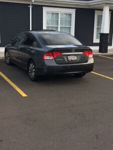 2010 Honda Civic Exl With Sunroof Reduced