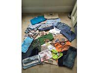 Large Bundle of Boy's Clothing 12-18 months