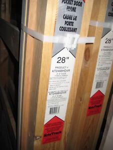 """28"""" Pocket Door Frame West Island Greater Montréal image 2"""