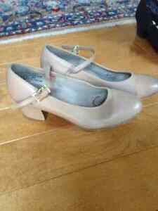 Dance Shoes!  (Ballet - Tap - Character) and leotards