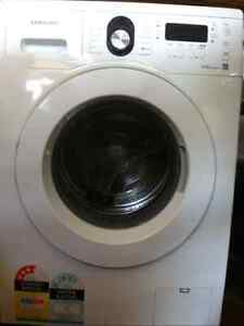 Samsung 7.5 front loader washing machine can deliver. Benowa Gold Coast City Preview