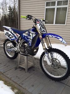 2012 Yamaha YZ250 with lots of extras