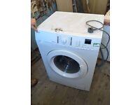 Washing machine and tumble drier