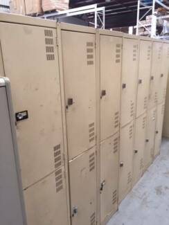 New & Used Lockers from ABSOE
