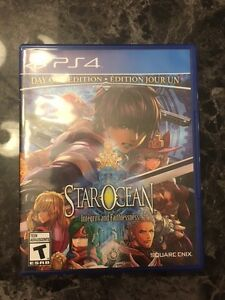 STAR OCEAN - INTEGRITY AND FAITHLESSNESS - EDITION DAY ONE - PS3