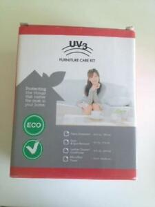 2 case of UV3 All-In-One Upholstery Care Kit-Brand new