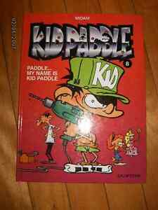 bande dessinee KID PADDLE