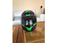 motor bike helmet HJC