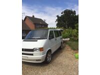 VW T4 Transporter - IDEAL FOR CAMPER CONVERSION