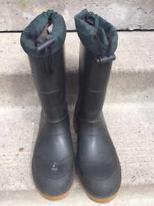 Rubber Mens Work Boots