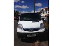 FOR SALE Vauxhall Vivaro, excellent condition van, will accept offers!