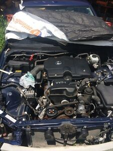 2002 IS300 2JZ GE 100000 km driven by elderly lady out of is300