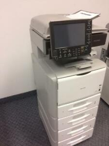 RICOH AFICIO SP 5210SF * REFURBISHED * Top performance for Small spaces