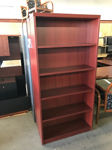 BOOKSHELVES, BOOK CASES IN EXCELLENT CONDITION $89.99