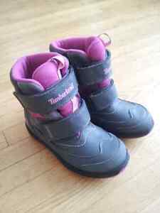 Timberland Girls Winter Boots Size 13 BRAND NEW Peterborough Peterborough Area image 1