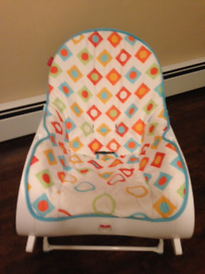 Infant to Toddler Rocking Chair- Sold Pending Pick up