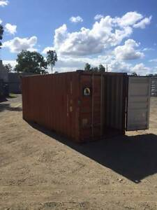20FT 2nd Hand Shipping Container (Premium 2nd Hand) Rockhampton Rockhampton City Preview