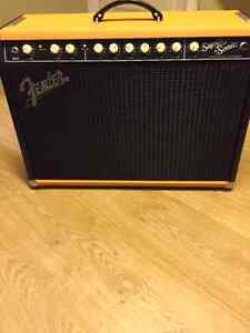 Limited Edition Fender SuperSonic 22w