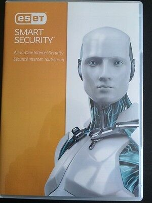 Eset Smart Security 2017 1 Pc 1 Year Global