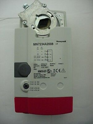 Honeywell Mn7234a2008 Damper Actuator Ships On The Same Day Purchase