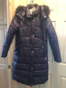 Womens down coat