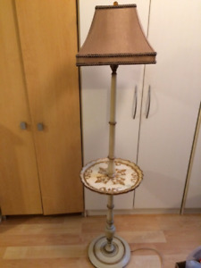 Vintage Pie Crust Design Lamp - Fratelli Cenni, from Florence, I