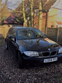 BMW 116i (4 door)