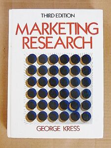 Marketing Research, Third Edition