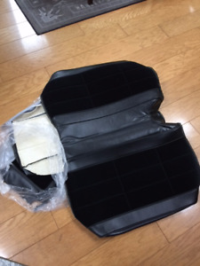 New Seat Upholstery for 1977-1978 Chevy Camaro