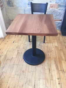Restaurant/Cafe furniture in excellent condition