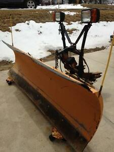 SLED, BIKE, BOAT, TRAILER TRADES...For Snow Plow