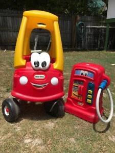 Little Tikes Crazy Coupe