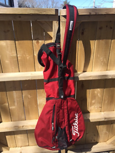 Titleist carry golf bag, very good condition