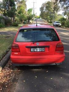 1998 Volkswagen Golf Hatchback Newcastle Newcastle Area Preview