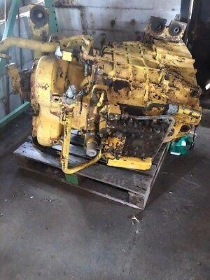 Komatsu Wheel Loader Engine- Wa500-1
