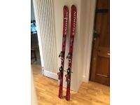 SalamonEquipe 10 3V; 175cm long Skis