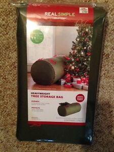 Tree Storage Bag (for up to 9' tree) - NEVER OPENED