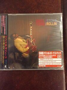 "Raphael Sadiq ""Stone Rollin'"" Japanese Print CD Jazz - Italia - Raphael Sadiq ""Stone Rollin'"" Japanese Print CD Jazz - Italia"