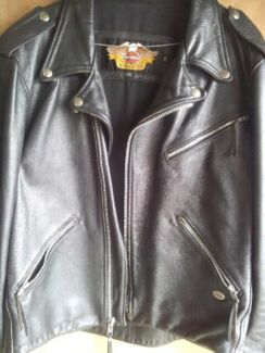 Men's Harley Davidson jacket Arundel Gold Coast City Preview