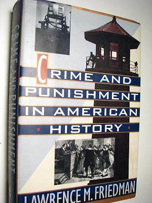 Book  Crime And Punishment In American History