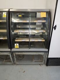 HOT DISPLAY CABINET AST125