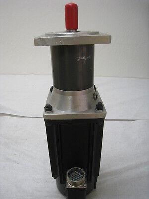Berkeley Process Controls GM12BA16N AC Servo Motor, 9:1 ratio gearhead, 09DL12A