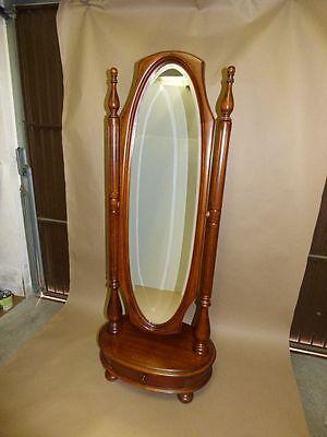 großer alter edler Ankleidespiegel Spiegel Ankleide Ankleidezimmer
