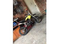 Stomp pitbike