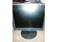 """19"""" Computer Monitor in good working codition"""