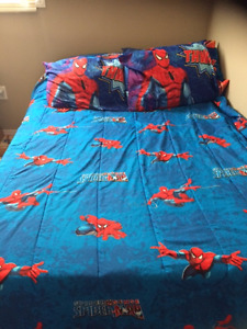 Spiderman Bedroom Set
